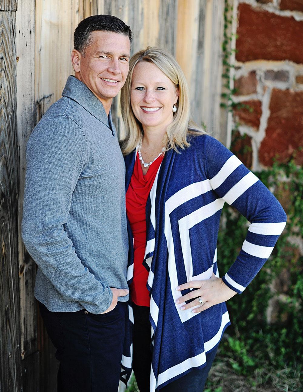 Dr. Bryan & Haley Jarrett
