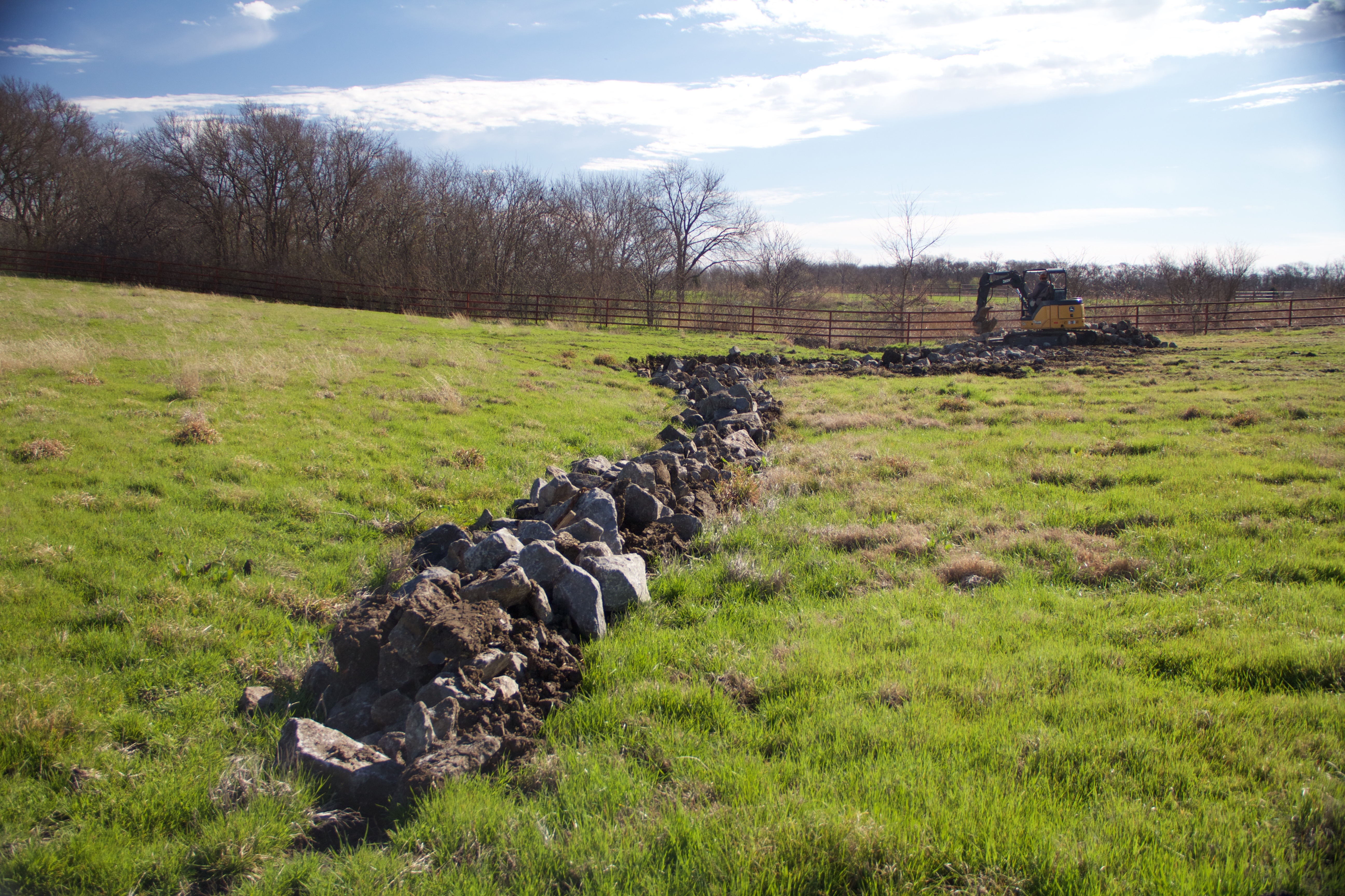 From the Ranch: Erosion Control – Broken Made Beautiful